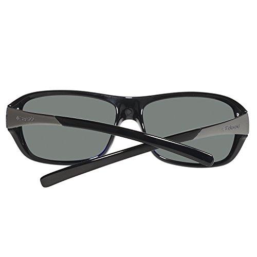 S8217 Gafas Hombre para de Polaroid Sol 807 Black 65 RUwqz