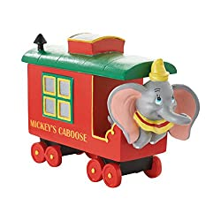 Department 56 Disney Village Mickey's Holiday Caboose...