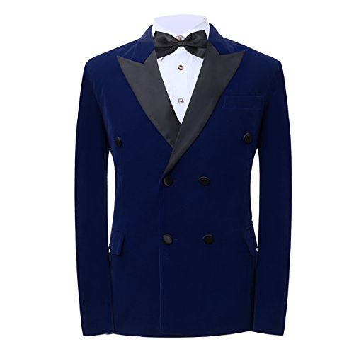 Notched One Button TUXEDO Casual 2 piece