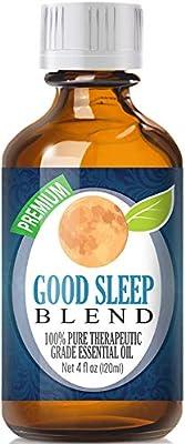 Best Good Sleep Blend Oil - 100% Pure Good Night Blend Essential Oil - 120ml