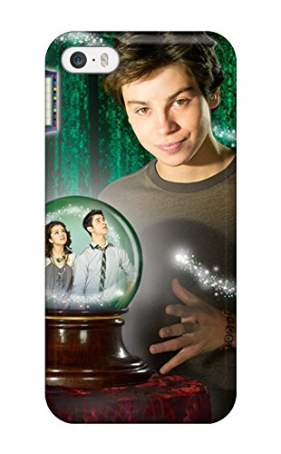 (ZippyDoritEduard Snap On Hard Case Cover Artistic Max Wizards Of Waverly Place Protector For Iphone 5/5s(3D PC Soft Case))