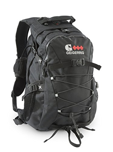 Geigerrig RIG 1200 (Black) Hydration Pack
