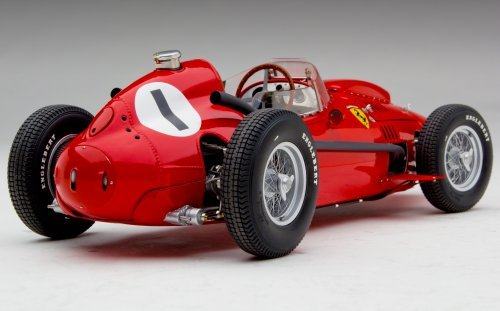 - 1958 Exoto Ferrari Tipo 246 F1 / Winner of 1958 British Grand Prix