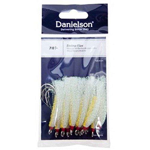 UPC 032054027894, danielson shrimp flies 7/0 white yellow