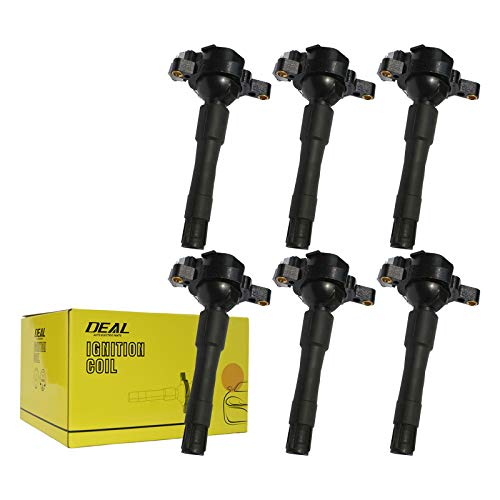 Bmw 323i Ignition Coil - DEAL Set of 6 New Ignition Coils For BMW E36 E46 E31 E38 E39 E53 UF354 UF300 E721 E720 E383