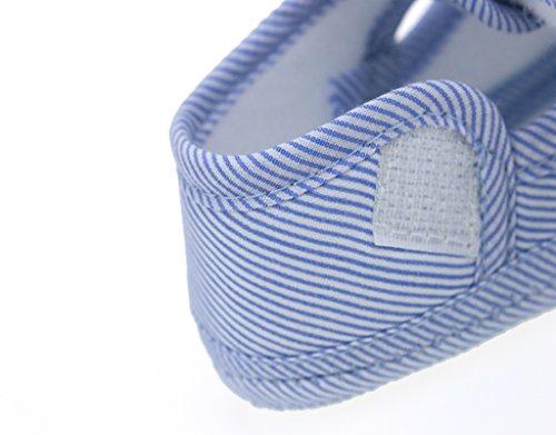 BONAMART ® Baby Toddler Unisex Weiche Sohle Rutschfeste Schuhe Krabbelschuhe 0-3 Monate