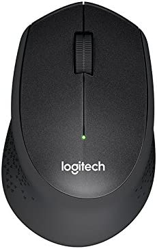 Logitech M331 SILENT PLUS Wireless Mouse with Nano Receiver
