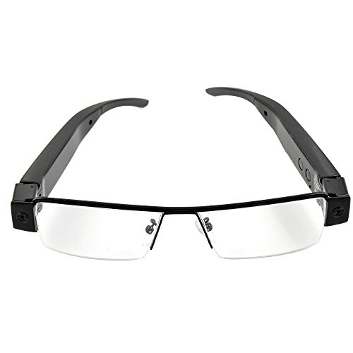 Totoab 1280x720P Video Camera Eyewear + 8GB TF Card