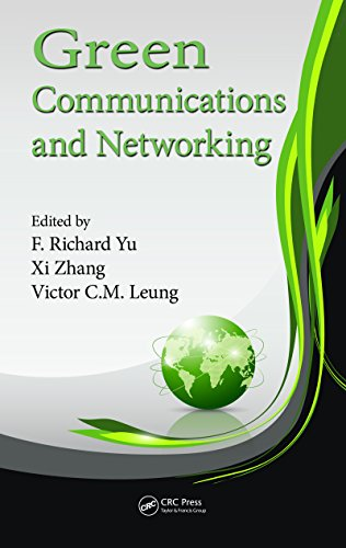 Download Green Communications and Networking Pdf