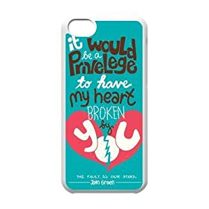 meilz aiaiFunny The Fault In Our Stars John Green Quote iphone 6 plus 5.5 inch Hard Plastic Phone Casemeilz aiai