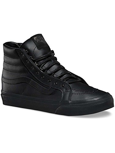 Vans de UA Gunmetal Forme Adulte hi Mixte Sk8 Rivets Bottines en Black Chaussures rrWZaOP
