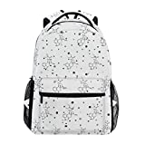 Stylish Lsd Backpack- Lightweight School College Travel Bags, ChunBB 16