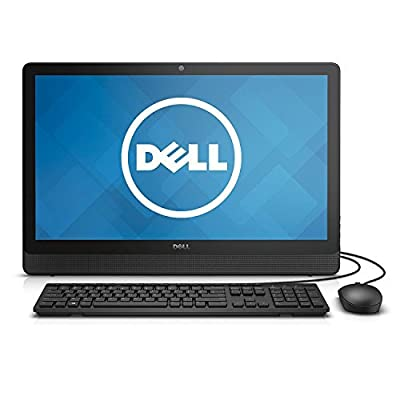 "Dell Inspiron 23.8"" Full HD Matte IPS Flagship High Performance All-in-One Desktop