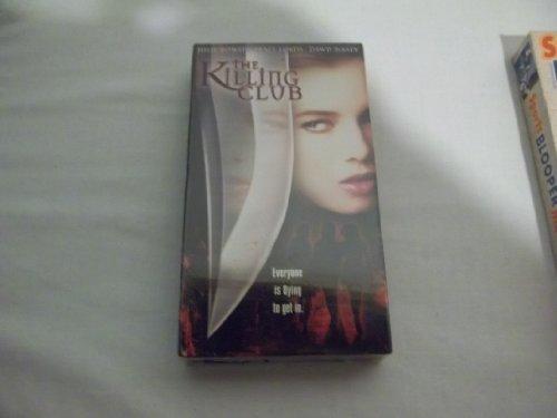 - Killing Club [VHS]