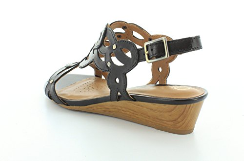 CLARKS Womens Playful Tunes Black IVvWG8b