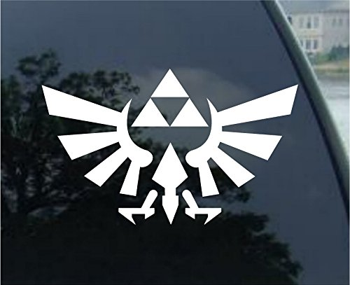 zelda auto decal - 6