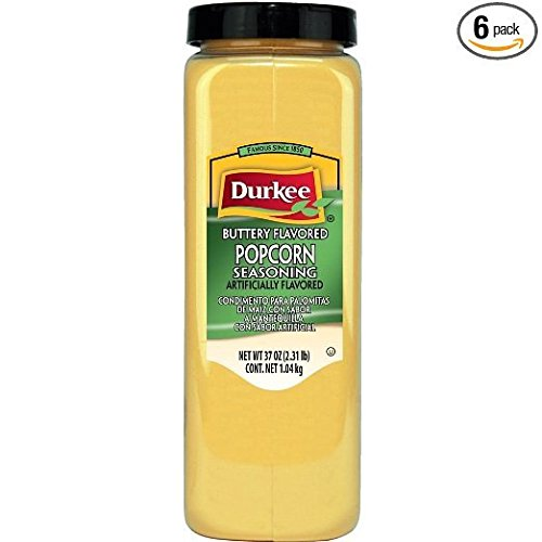 Durkee Popcorn Butter Seasoning by B&G FOODS,INC