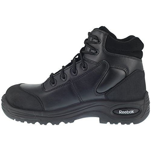Reebok Rb750 Dames Sport Comp Veiligheidslaarzen - Zwart Zwart