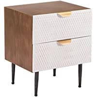 Zuo Honeycomb End Table