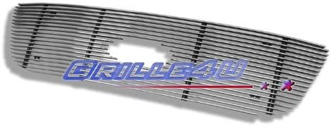 APS Compatible with 99-03 Ford F150 Lightning Harley Davidson Main Upper Billet Grille N19-A32756F