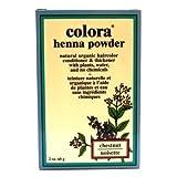 Colora Henna Veg-Hair Chestnut 60 ml (Case of 6)