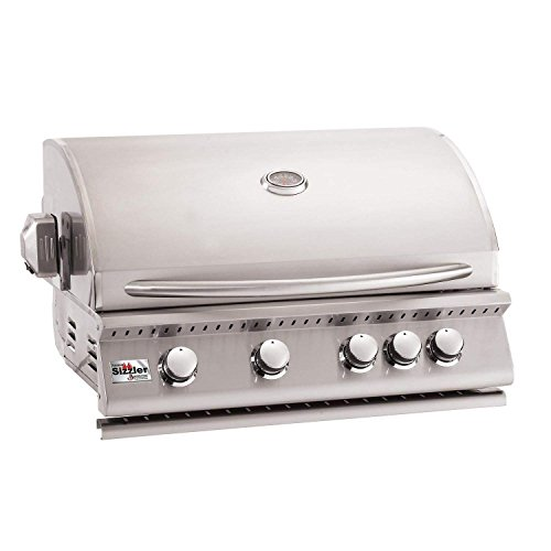 Summerset Sizzler Series Built-in Gas Grill (SIZ32-NG), 32-inch, Natural Gas