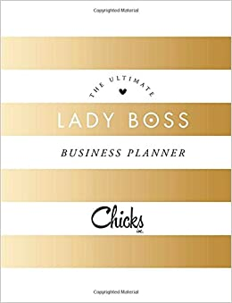 Amazon.com: The Ultimate Business planner: Chicks Inc. Presents ...