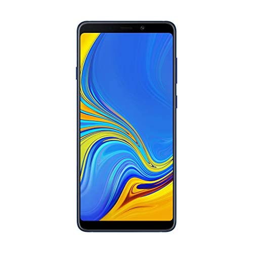 chollos oferta descuentos barato Samsung Galaxy A9 Smartphone de 6 3 4G Octa Core RAM de 6 GB Memoria de 128 GB 4 cámaras de 24 5 10 8 MP Android Azul