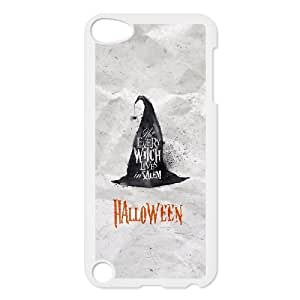 iPod Touch 5 Case White Halloween Witch Hat VIU964345