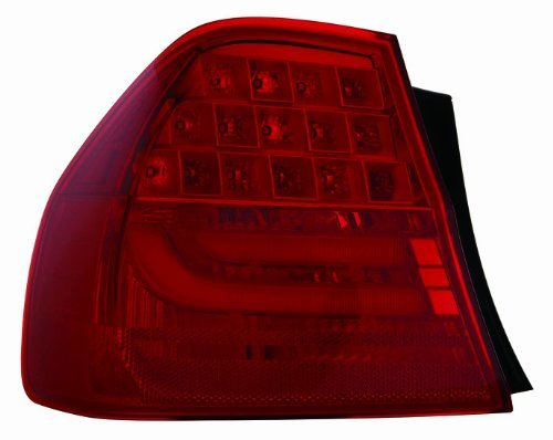(BMW 3 Series Sedan 09-11 Tail Light Assembly LH USA Driver Side)