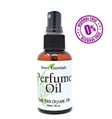 Perfume oils will enhance your mood and feelings of well-being. A feeling of pure luxury abounds when you use these perfume oils.              ★ Our perfumes are made of concentrated fragrance in a base of lightweight organic ...