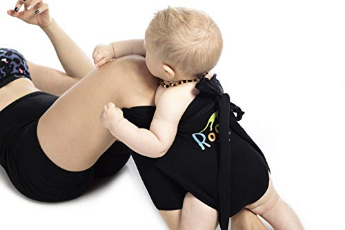 ROOS WRAPS Exercise with Your Baby Enhance Baby s Development Mom Baby Yoga