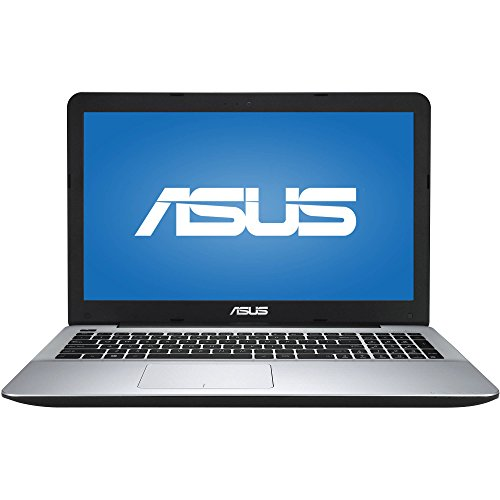 Newest ASUS Flagship High Performance 15.6 inch HD Laptop PC| AMD Quad-Core A10-8700P| 1.8 GHz| AMD Radeon R6 Graphics| 4GB RAM| 500GB HDD| DVDRW| Bluetooth| WIFI| Windows 10 (Black)