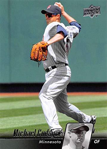 2010 Upper Deck Baseball #308 Michael Cuddyer Minnesota Twins MLB Trading Card