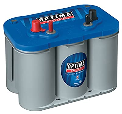 Best Cheap Deal for Optima Batteries 8016-103 D34M BlueTop Starting and Deep Cycle Marine Battery from Optima - Free 2 Day Shipping Available