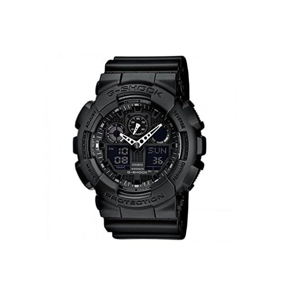 Casio G de shock Reloj de hombre reloj de pulsera GA de 100–1A1ER 3