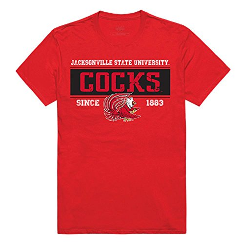 Jacksonville State University Gamecocks NCAA Established Tees T-Shirt X-Large