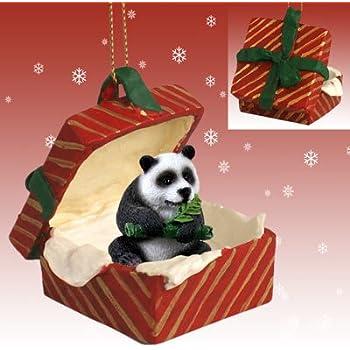 Amazon.com: Llama Red Gift Box Christmas Ornament: Home & Kitchen