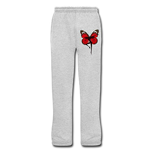 DHome Men's Jogging Pants The Butterfly Ash XXL]()