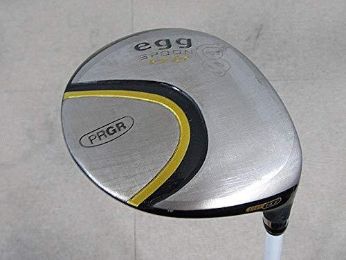 【中古品】プロギア フェアウェイウッド egg スプーン HD 2012 FUBUKI K60 3W B07S7RJXZF