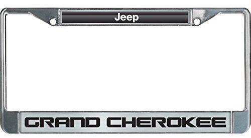 2018 Jeep Grand Cherokee Daytona-Lite Frame Small//Large