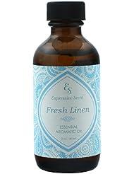 Expressive Scent Fresh Linen Scented Home Fragrance Essential Oil, 2 oz