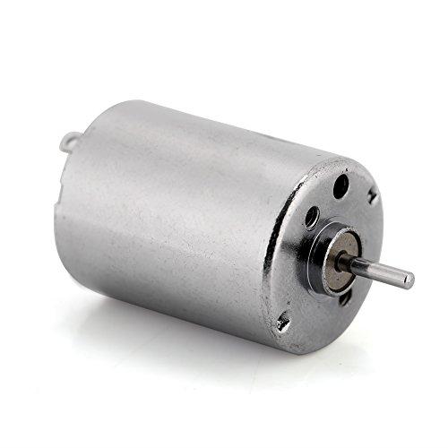 Micro Motor, DC 8V Replaceable Tattoo Motor Machine Gun Motor Shader Tattoo Tools by Filfeel