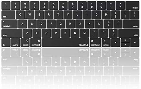 Kuzy MacBook Keyboard Silicone Protector