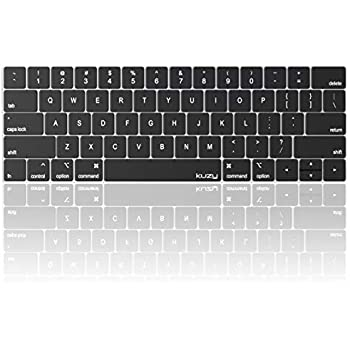 Amazon com: UPPERCASE GhostCover Premium Ultra Thin Keyboard