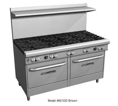 Burners 2 Ovens 36 Griddle - Southbend 4601AA-3GL 60
