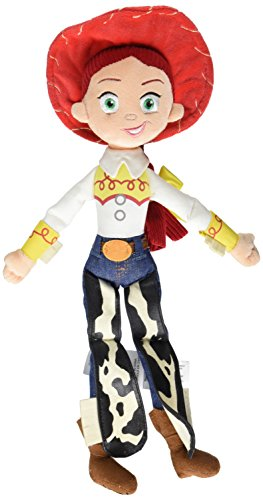 Disney Interactive Studios Toy Story Jessie Plush Doll 11