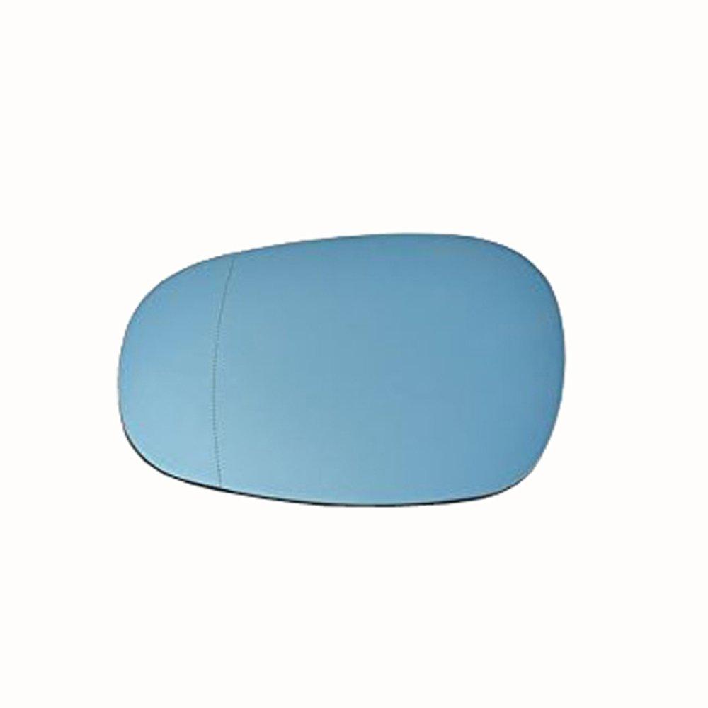 Ricoy per E81 E88 E90 E91 E92 116I 2009-2012 OEM con specchio in vetro Vetro riscaldato confezione da 2 blu