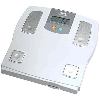 Bascula de Baño Tanita TBF-611 Analizador de masa corporal