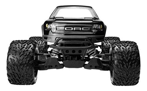 J Concepts 0225 Illusion Stampede 4x4 - Ford Raptor SVT Super Screw Body